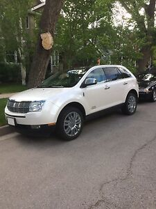 Beautiful Limited Edition Lincoln MKX