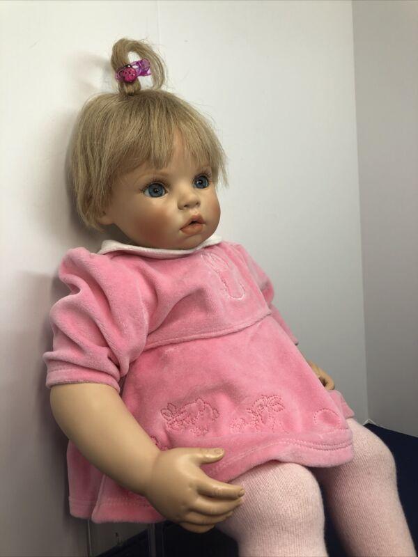 """21"""" WPM Waltershauser Artist Doll Hildegard Gunzel Millennium Baby 149/250 #B"""