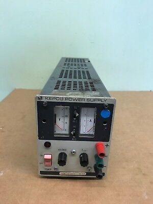 Kepco Jqe25-4m Dc Power Supply 115230v 50-65hz
