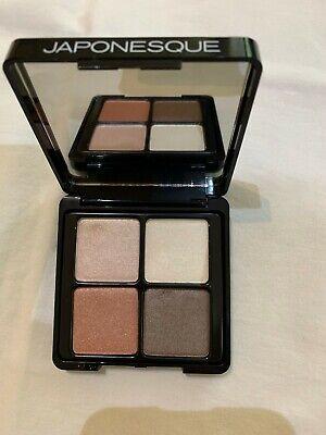 Japonesque Velvet Touch Eyeshadow Palette- Shade 03 6g