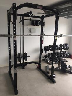 Gym Equipment, Olympic Weights, Dumbbells