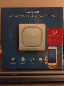 Honeywell Wi-Fi leak and freeze detector