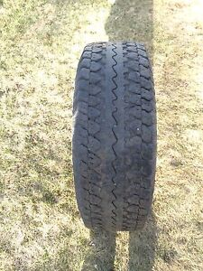 285/75 R16 Spare Tire with Rim