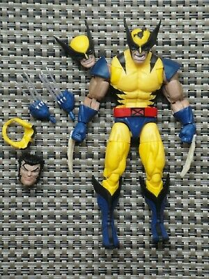 Marvel Legends Wolverine action figure X-Men 3-pack for sale  Shipping to India