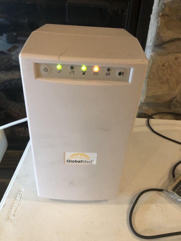 GlobalMed SMART1200XLHG Medical Grade Battery Electrostatic Discharge Resistance