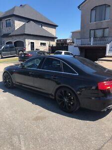 Audi A6 3.0L  premium s line