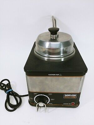 Server 81150 Fspw-ss Nacho Cheesefudge Topping Dispenser Condiment Warmer