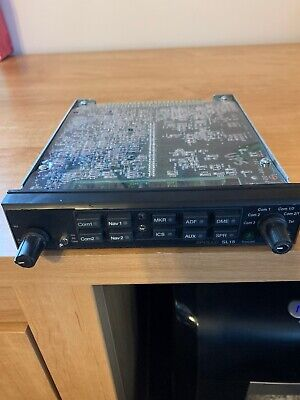 Apollo SL 15 Audio Selector Panel  PMA7000
