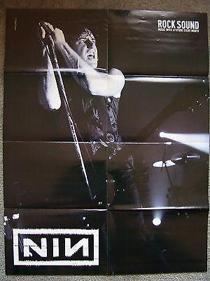Nine Inch Nails Trent Reznor Poster