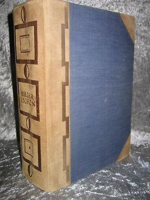 BILDER-LEXIKON Sammelwerk Sittengeschichtlicher Bilddokumente aller Völker 1928