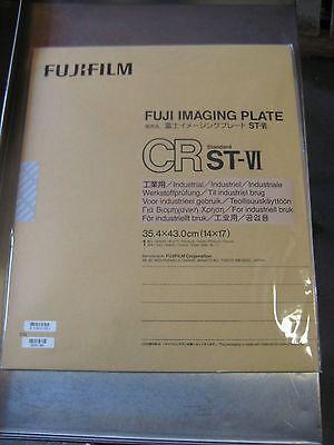 Fuji Cr Ip Xray Cr Screen Cassette 14 X 17 St-vi Phosphor Plate New