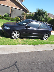 2003 Holden astra turbo sri roadworthy Southbank Melbourne City Preview