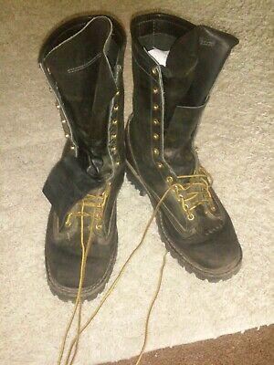 Hathorn Explorer Logger Boots Mens size 9EE