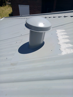 Need gutters,downpipes, whirlybirds or flumes