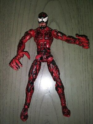 *** MARVEL LEGENDS SPIDERMAN CLASSIC CARNAGE ***