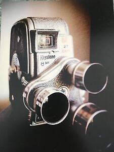 Capri Keystone 8mm film camera Leura Blue Mountains Preview