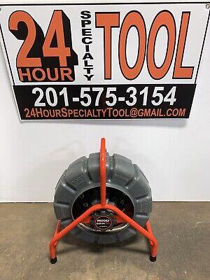 Ridgid Mini Seesnake 71rk Sewer Inspection Camera Self-leveling Color Sonde 195