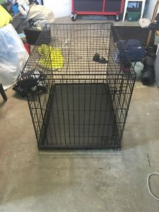 Large collapsible kennel