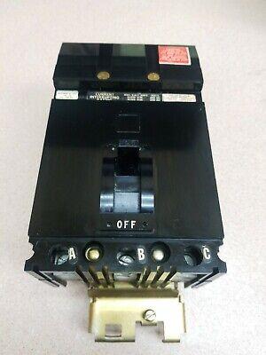 Square D Fa34060 60 Amp 480 Volt 3 Pole Iline Breaker.