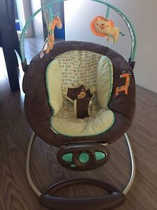 Chaise bouncer