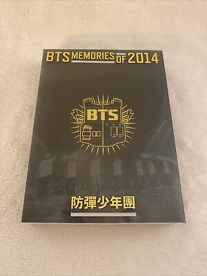BTS OFFICIAL MEMORIES OF 2014 DVD (US SHIP ONLY)