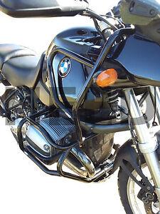 CRASH BARS HEED BMW R 1150 GS (99-04) Full Bunker (upper and lower) - black - <span itemprop=availableAtOrFrom>Czestochowa, Polska</span> - Zwroty są przyjmowane - Czestochowa, Polska