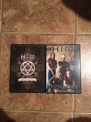 H.i.m Dvd Lot Bam Margera Skateboarding Music Video Mtv Him
