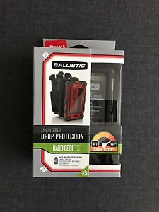 iPhone 5 Ballistic case