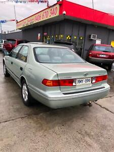 TOYOTA CAMRY 2002 ••• RWC & REGO<<< 4 NEW TYRES & 4 cylinder 2.2 litre