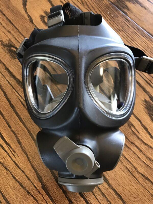 Scott gas mask