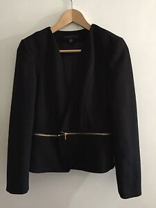 Forever new black Jacket size 12. $20 Scarborough Stirling Area Preview