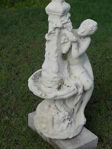 Garden Fountain Statue Strathpine Pine Rivers Area Preview