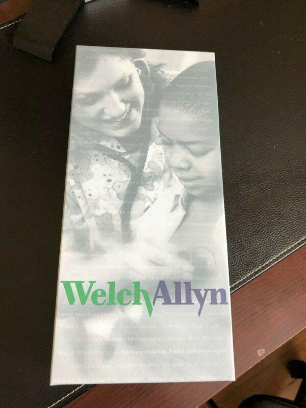 New Welch Allyn Professional Stethoscope Adult Long, Model 5079-135