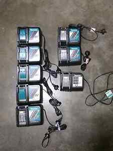 Genuine Makita 7.2V - 18V Battery Chargers Coombabah Gold Coast North Preview