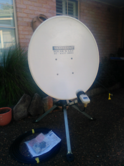 Satellite system Medowie Port Stephens Area Preview