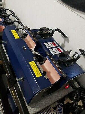 Joto 2 Station Dual Mug Sublimation Heat Press 11oz 15oz Digital Machine