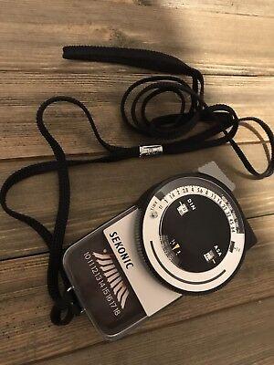 Измерители света Vintage SEKONIC MULTI-LUMI L-248