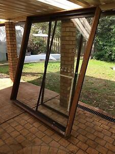 Aluminium Sliding Doors, Window, and Ceilink Roof Insulation Ingleburn Campbelltown Area Preview