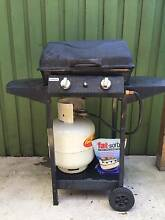 JAMBUCK 2 BURNER BBQ WITH CYLINDER Hughesdale Monash Area Preview