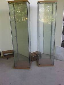 Glass Display Cabinets Beenleigh Logan Area Preview