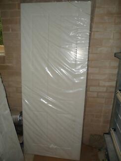 New External solid timber door panel 820X2040