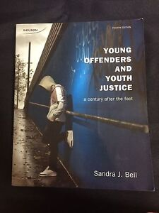 Young Offenders and Youth Justice- Fourth Edition