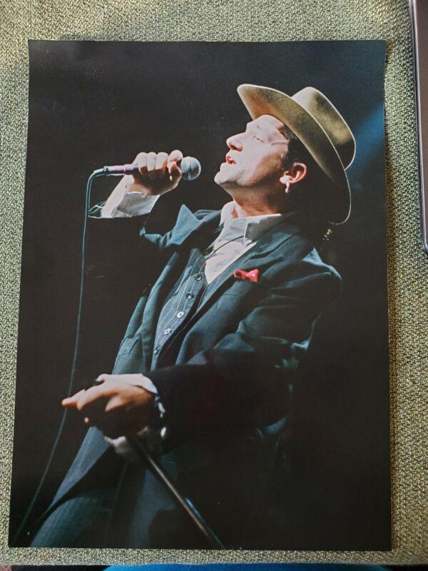 U2 Bono 8×10 glossy pic singing