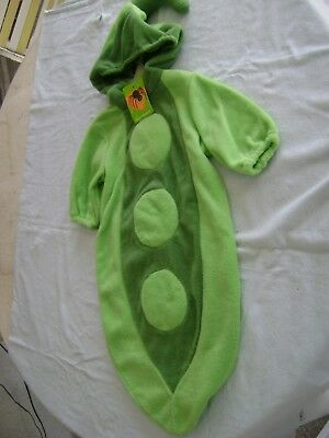 INFANT SWEET PEA COSTUME SZ NEWBORN - - Sweet Pea Costume Baby