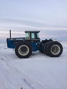946 Ford Versatile with triples