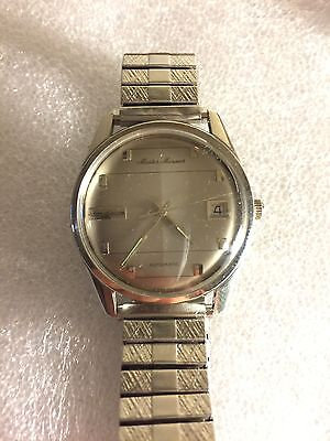 Jaeger LeCoultre Automatic Master Mariner Men's Wristwatch - Serviced