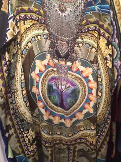Camilla Kaftan Seeds of Enlightenment OSFM