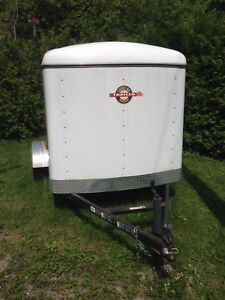 5x8 Enclosed Trailer built in 2009