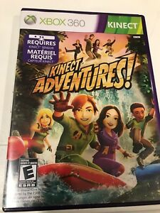 Xbox 360 Kinect Game - Kinect Adventure