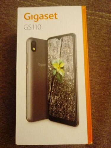 Smartphone Gigaset GS110 Mobiltelefon Handy Gigaset GS 110/16GB Speicher Neu!!